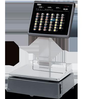 Balanza PC Dibal CS-2100 Autoservicio